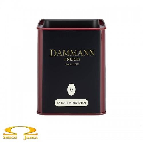 Herbata Czarna Dammann Earl Grey Yin Zhen Puszka 100g
