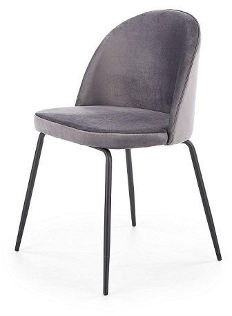 Krzesło K314 - popielate