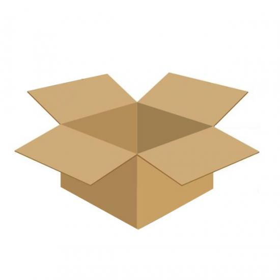 Karton klapowy tekt 3 - 340 x 300 x 160 440g/m2 fala B