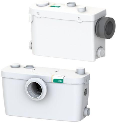 Pompa z rozdrabniaczem WILO HiSewLift 3-35 do WC+umyw., bidet, natrysk
