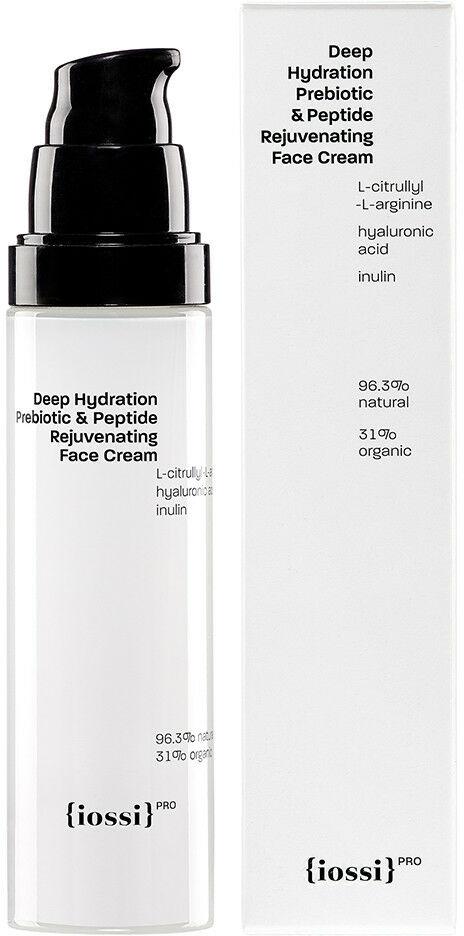 Deep Hydration Prebiotic & Peptide Rejuvenating Face Cream Nawilżający krem do twarzy 50ml