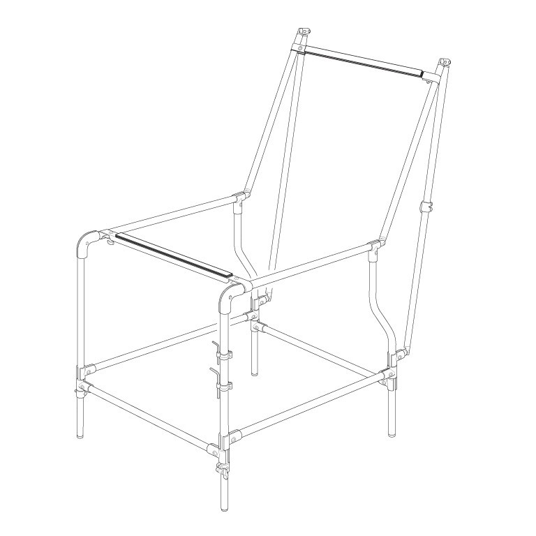 Stół bezcieniowy bez płyty Manfrotto 320PSLB