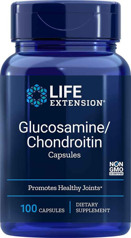 Glukozamina / Chondroityna w Kapsułkach, 100 kaps.