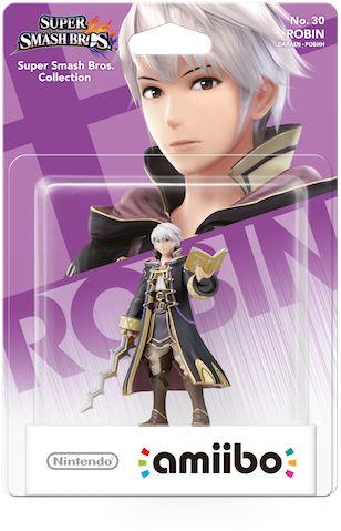 Figurka Amiibo Smash Robin