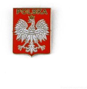 Godło Polski, przypinka