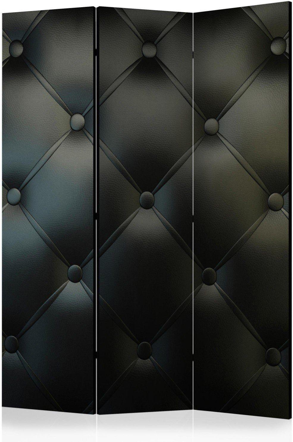 Parawan 3-częściowy - dystyngowana elegancja [room dividers]