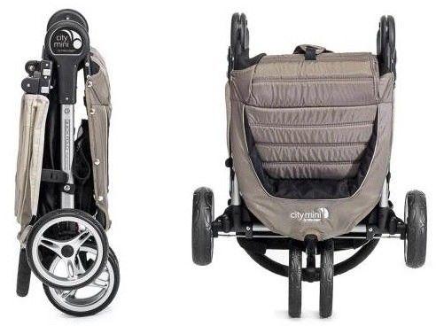 Baby Jogger City Mini Single wózek spacerowy sand stone