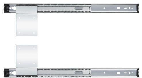 Adam Hall Hardware 873901 - Wysuwana szyna do drzwi składanych