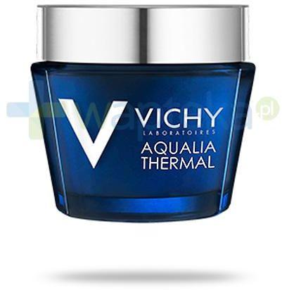 Vichy Aqualia Thermal SPA krem żel o działaniu nawilżającym i regenerującym na noc 75 ml