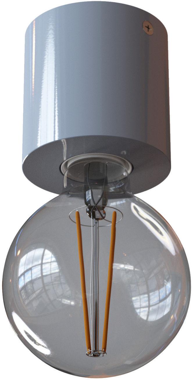 Plafon Minimali 1247A1 różne kolory Cleoni nowoczesna oprawa sufitowa