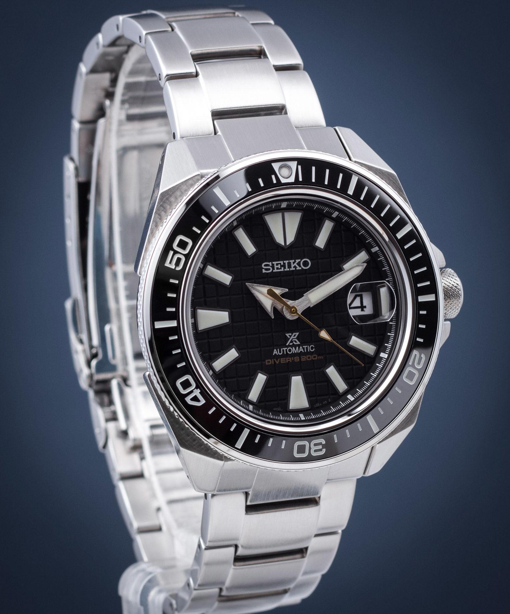 Zegarek męski Seiko Prospex Diver''s Save the Ocean Automatic