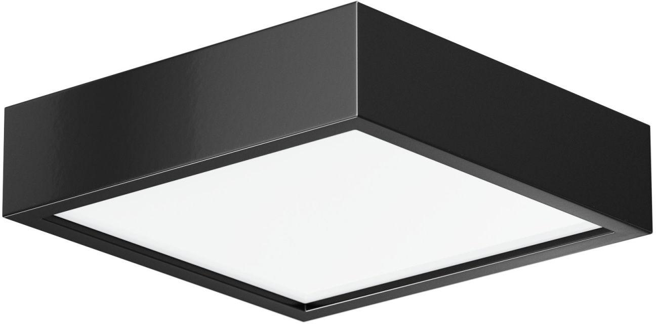 Plafon Belona kwadrat 400 1303A1E3 różne kolory Cleoni nowoczesna oprawa sufitowa