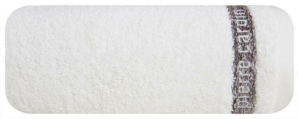 Ręcznik Tom 70x140 kremowy 480g/m2 Pierre Cardin