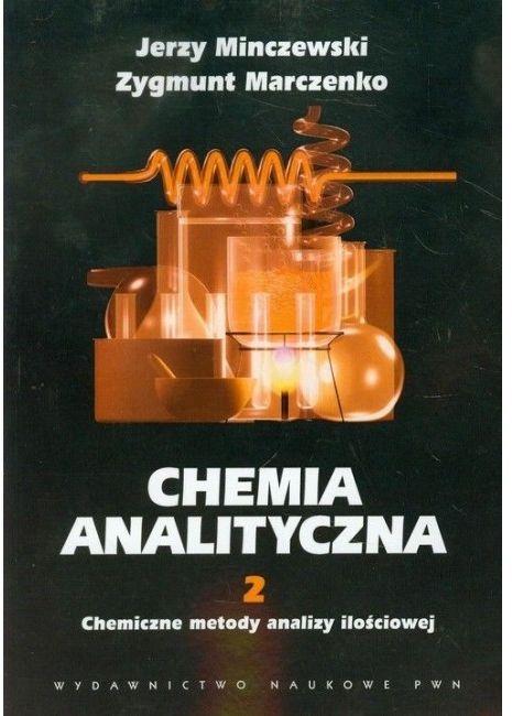 Chemia analityczna Tom 2 PWN