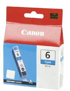 Wkład błękitny CANON BCI-6C (13 ml) (4706A002)