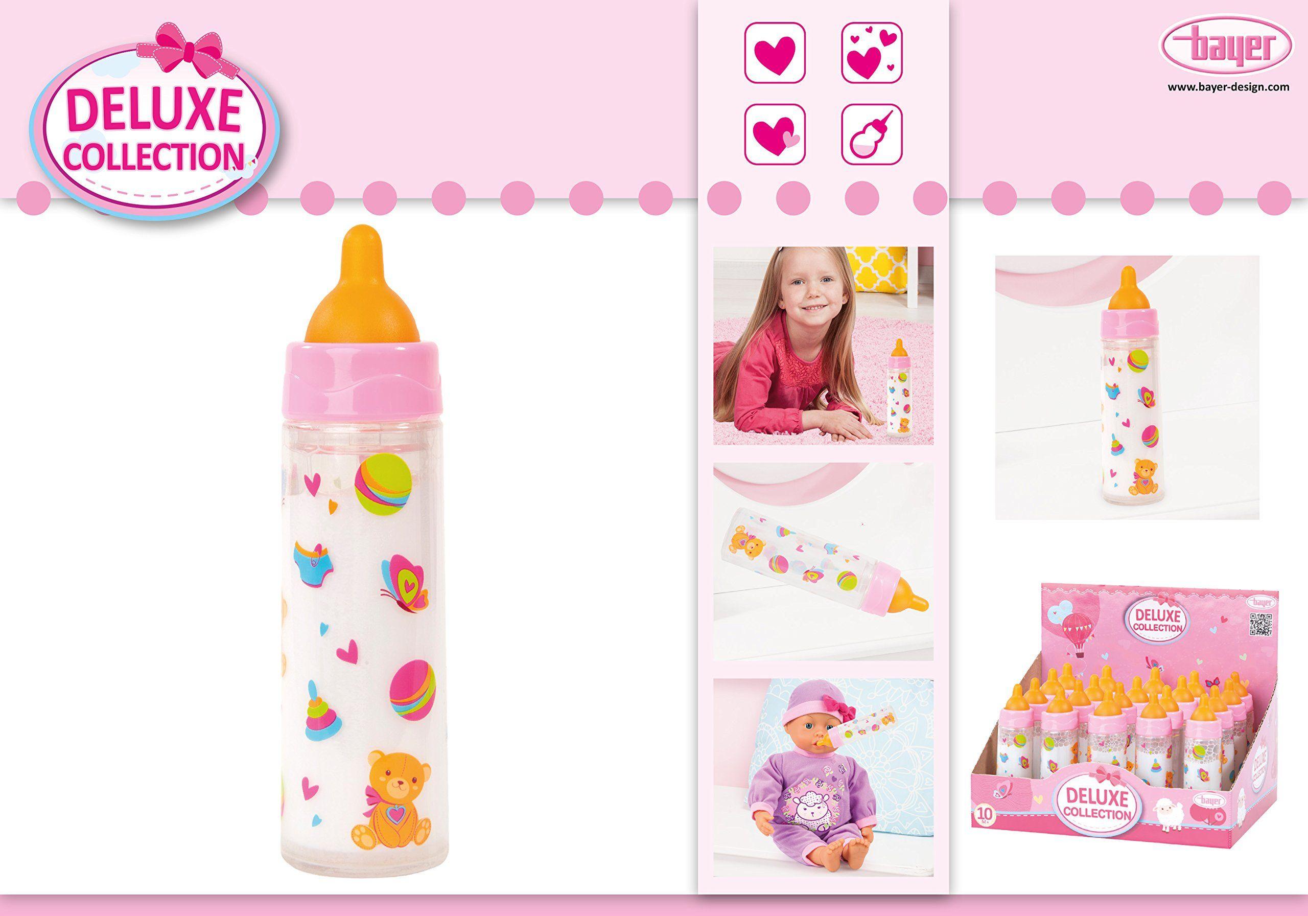 Bayer Design 79201AA wózek dla lalek magiczna butelka w wyświetlaczu