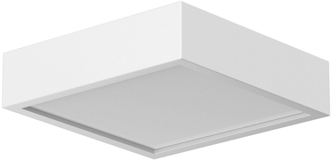 Plafon Belona kwadrat 500 1303B1E3 różne kolory Cleoni nowoczesna oprawa sufitowa