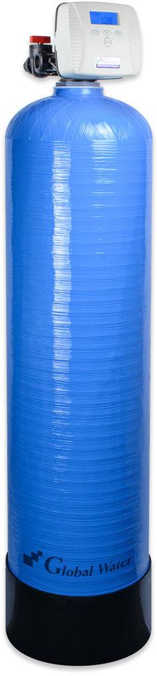 Profesjonalny odżelaziacz wody regenerowany ozonem Clack P1665