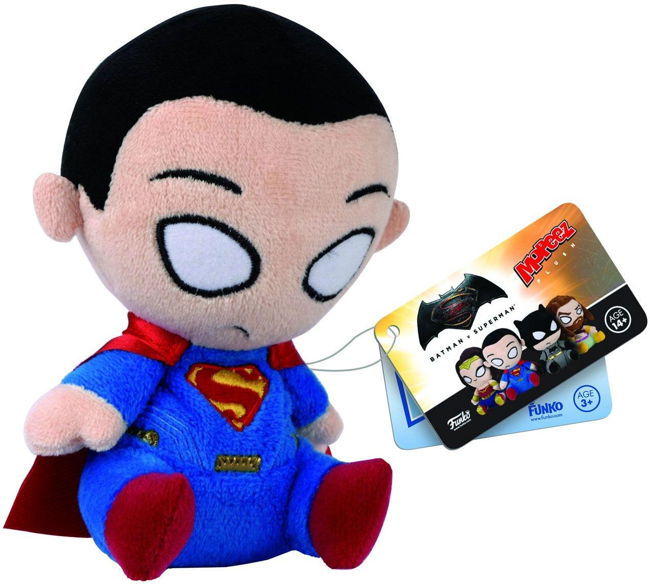 Funko Mopeez pluszowe DC komiksy Batman V Superman  pluszowa pluszowa zabawka Superman