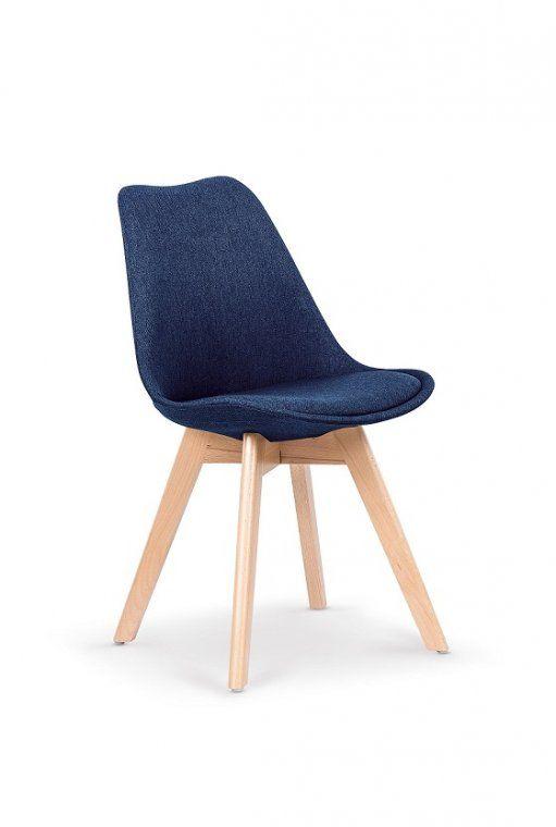 Krzesło K303 - ciemnoniebieskie