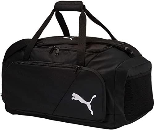 Puma - Liga - torba sportowa - unisex - czarna (Puma Black) - rozmiar uniwersalny - 63 x 33 x 26 cm