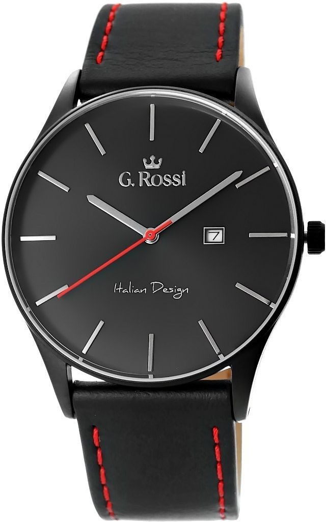 Zegarek Męski G.Rossi 7028A2-1A3