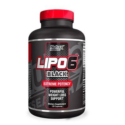 Lipo-6 Black 120caps