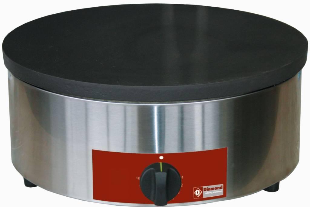 Naleśnikarka elektryczna 1 płyta ø400x(H)200mm 3600W