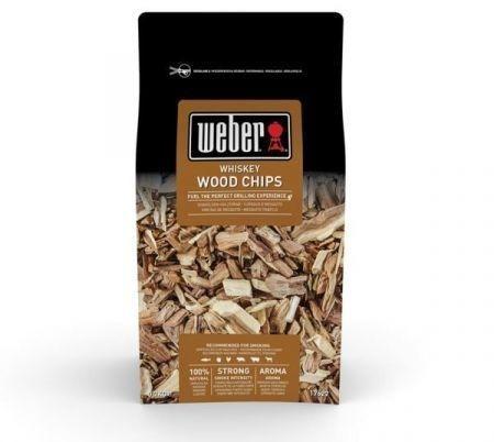 Drewienka Whiskey do wędzenia Weber
