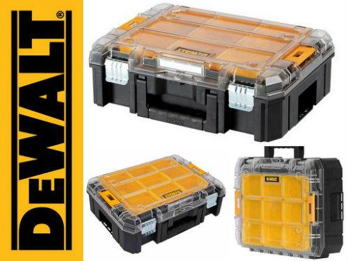 Skrzynia Walizka narzędziowa TSTAK V (5) DEWALT DWST1-71194