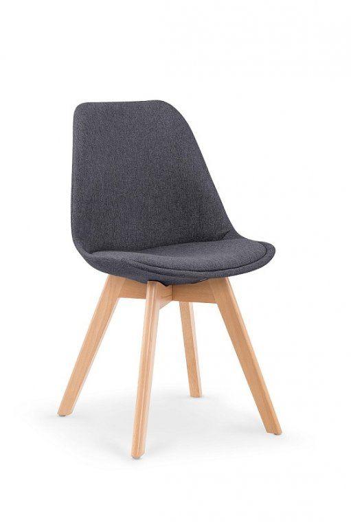 Krzesło K303 - ciemny popiel