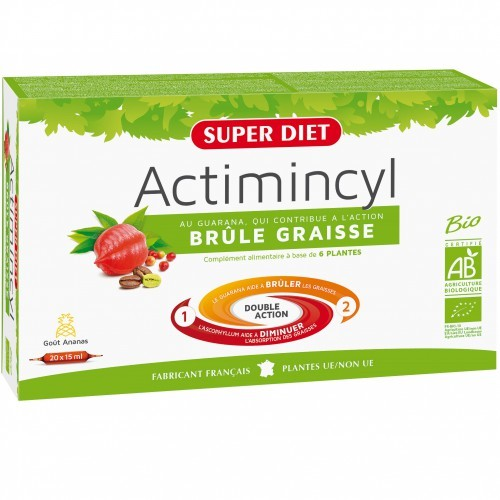 Super Diet Actimincyl Fat Burner