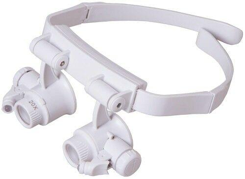 Okulary powiększające Levenhuk Zeno Vizor G6