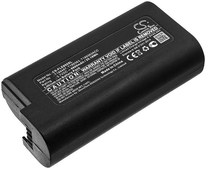 FLIR E33 / T198487 6800mAh 25.16Wh Li-Ion 3.7V (Cameron Sino)