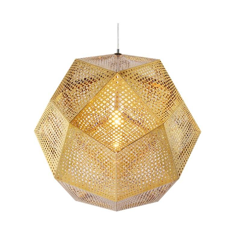 Lampa wisząca FUTURI STAR złota 32 cm ST-5001 gold - Step into design Do -17% rabatu w koszyku i darmowa dostawa od 299zł !