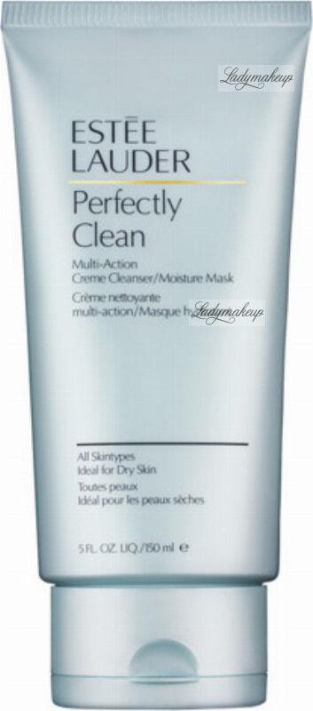 Estée Lauder - Perfectly Clean Multi Action Creme / Mask - Krem / Maska do twarzy - 150 ml