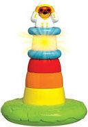 Tomy - Piramidka latarnia morska ze światłem i dźwiekiem E72194