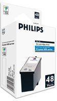 Philips PFA 546 - oryginalny tusz, color (kolor)