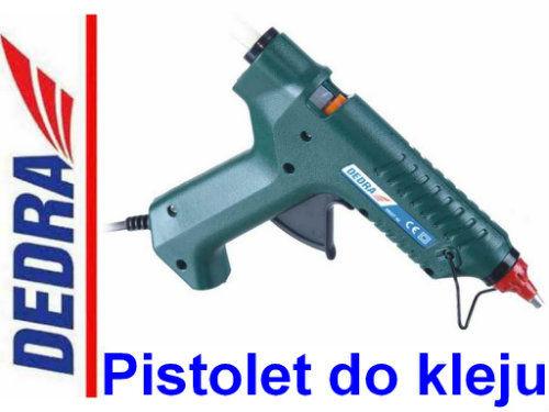Pistolet do kleju na gorąco 15/80W DEDRA DED7552