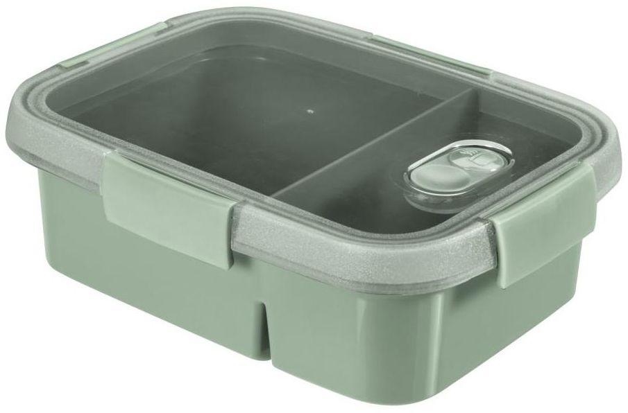 Pojemnik kuchenny na żywność Dual Smart Eco 0.6 + 0.3 l Curver