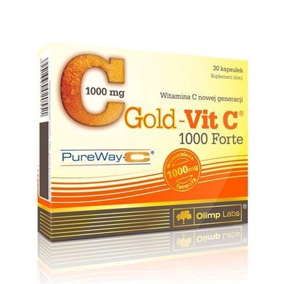 Gold-Vit C 1000 Forte 30kap