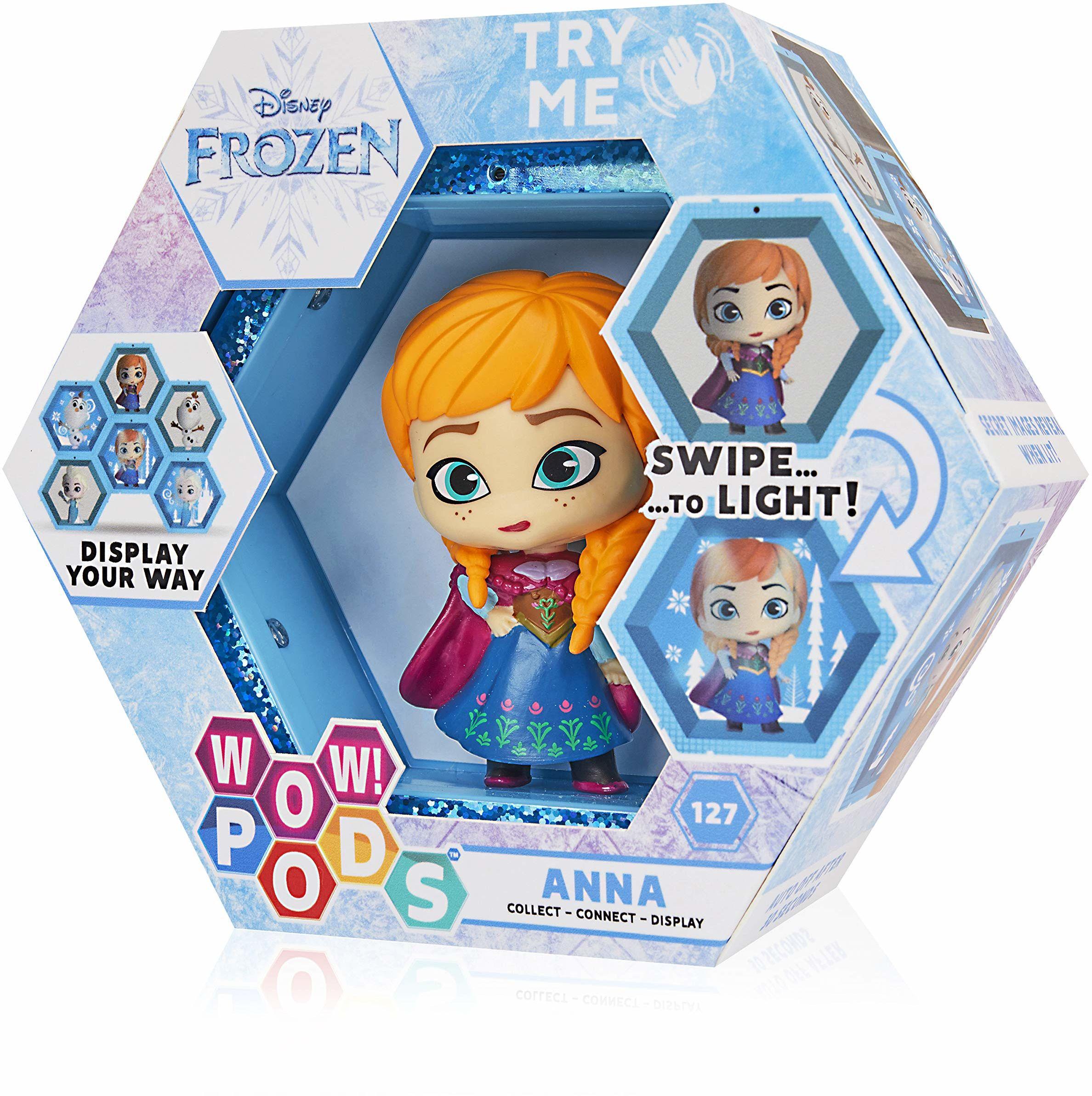 WOW! PODS Disney Frozen Anna kolekcjonerskie podświetlane figurki