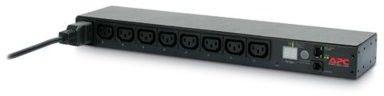APC RACK PDU, SWITCHED, 1U, 16A, 208/230V, (8)C13 (AP7921B)