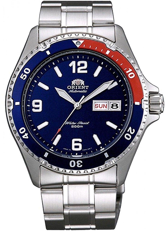 Zegarek Orient FAA02009D3 Mako II - CENA DO NEGOCJACJI - DOSTAWA DHL GRATIS, KUPUJ BEZ RYZYKA - 100 dni na zwrot, możliwość wygrawerowania dowolnego tekstu.