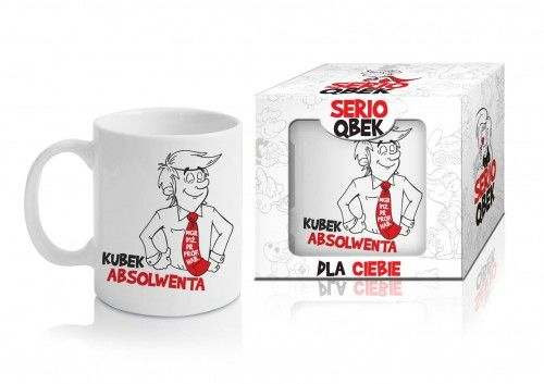 Kubek Absolwenta, Serioqbek