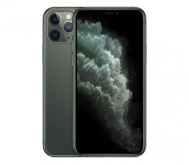 Apple iPhone 11 Pro 256GB Ciemno Zielony/Midnight Green MHDN3PM/A