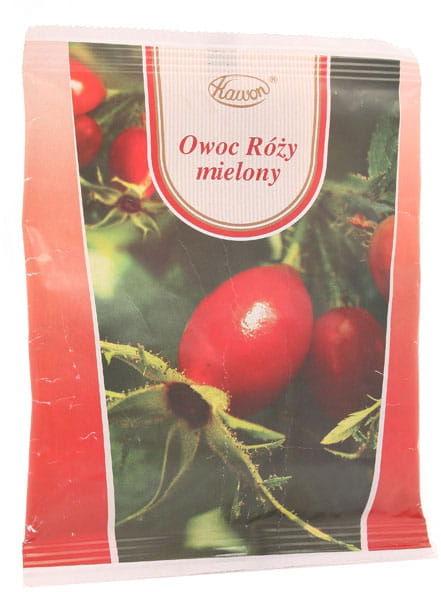 Owoc róży mielony - Kawon - 50g