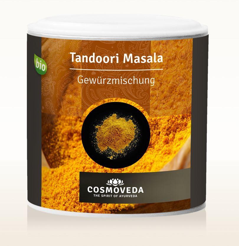Przyprawa indyjska tandoori masala bio 80 g - cosmoveda