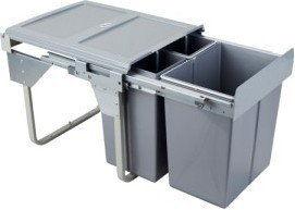 """Pojemnik na odpady do """"45-50"""" 3-koszowy (JC606) REJS"""
