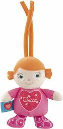 Chicco Pozytywka Charlotte muzyka lalka dla dzieci do relaksu w podróży 0 miesięcy +